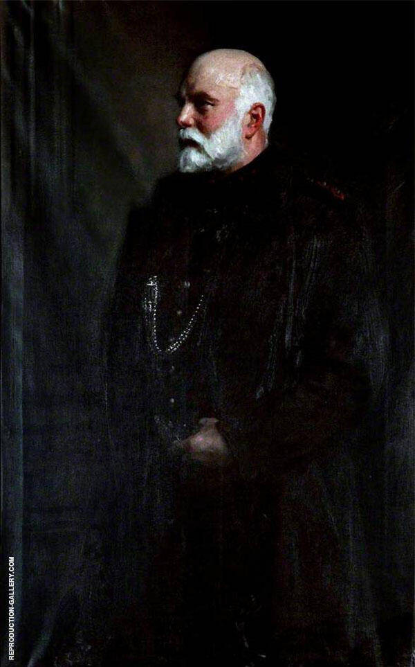 Colonel W Windle Pilkington VD 1903 By John Singer Sargent