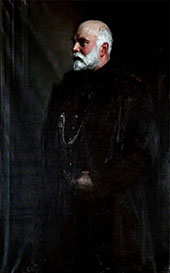 Colonel W Windle Pilkington VD 1903 By John Singer Sargent