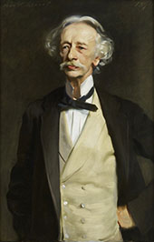 Coventry Patmore By John Singer Sargent