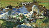 Dolce Far Niente By John Singer Sargent