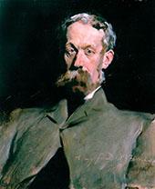 Dr Robert Farquharson of Finzean By John Singer Sargent