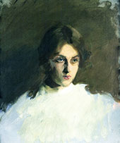 Edith French By John Singer Sargent