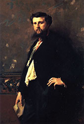 Edouard Pailleron 1879 By John Singer Sargent