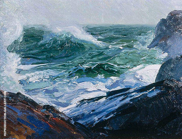 Forth and Back By George Bellows