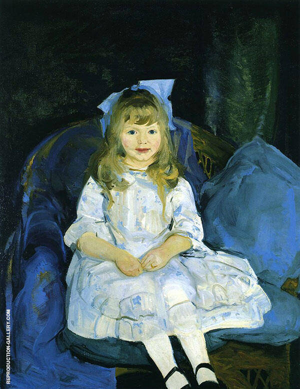 Portrait of Anne By George Bellows