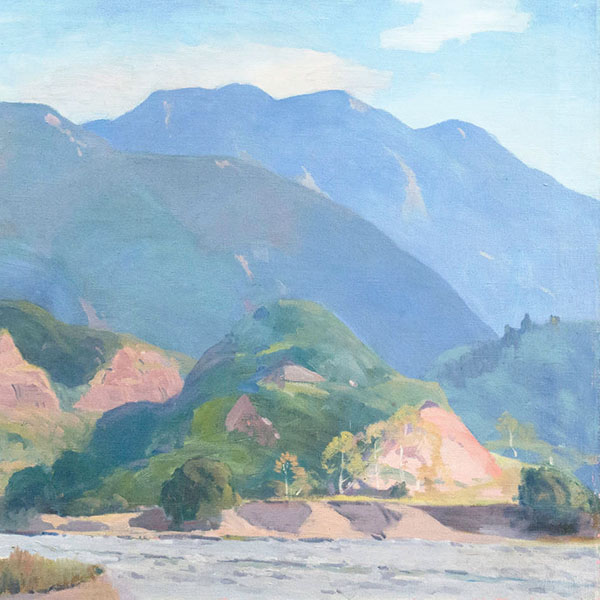 Oil Painting Reproductions of Arthur Wesley Dow