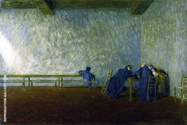 The Conspirators By Jean Leon Gerome