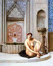 Nude By Jean Leon Gerome