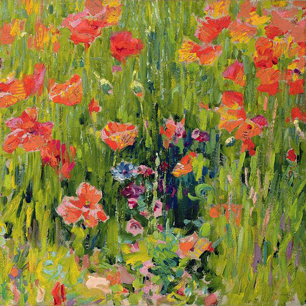 Oil Painting Reproductions of Robert William Vonnoh