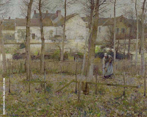 November 1890 By Robert William Vonnoh
