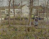 November 1890 By Robert William Vonnoh