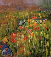 Poppies 1894 By Robert William Vonnoh