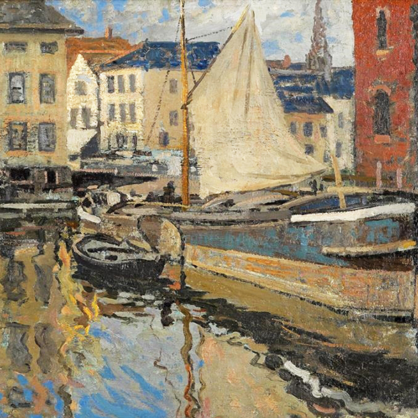 Oil Painting Reproductions of Walter Elmer Schofield