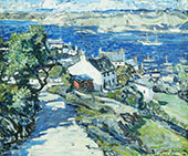 The Carse 1914 By Walter Elmer Schofield