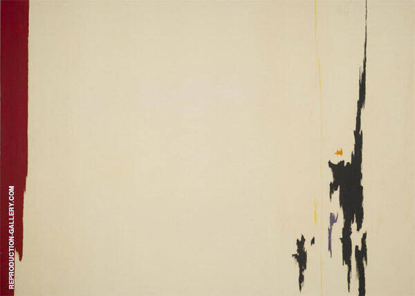 PH-113 1957 By Clyfford Still