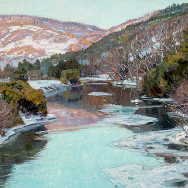 Oil Painting Reproductions of George Gardner Symons