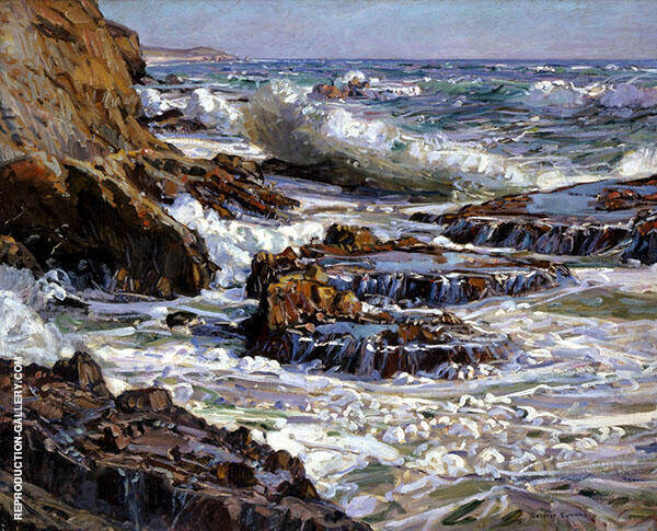 Southern California Coast By George Gardner Symons