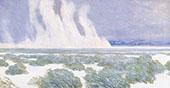 Sand Specters Death Valley By Fernand Lungren