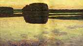 Ipswich Marsh 1900 By Arthur Wesley Dow