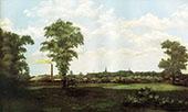Landscape 1881 By Arthur Wesley Dow