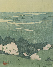 Rain in May By Arthur Wesley Dow
