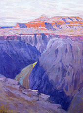 The Destroyer 1911 By Arthur Wesley Dow