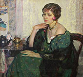 Afternoon Thoughts By Richard Emil Miller