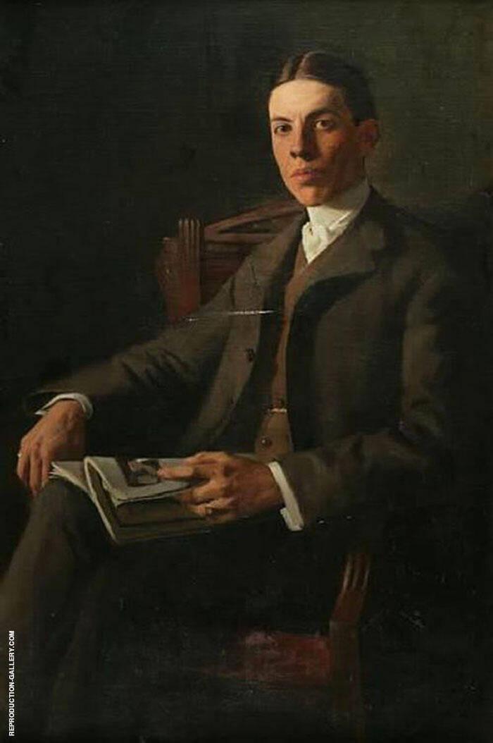 Charles Biggers By Richard Emil Miller