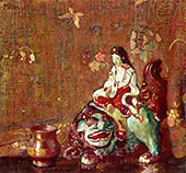 The Chinese Porcelain Figure By Richard Emil Miller