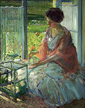 The Green Cage By Richard Emil Miller