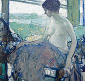 The Open Window By Richard Emil Miller