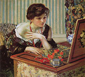 The Scarlet Necklace By Richard Emil Miller