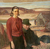 Zilpha and The Clam Digger By Richard Emil Miller
