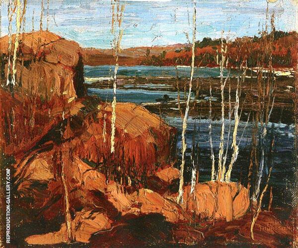 Spring 1914 By Tom Thomas