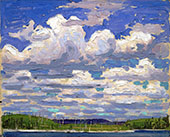 Summer Day 1915 By Tom Thomson