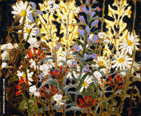 Wildflowers By Tom Thomas