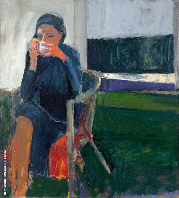 Coffee 1959 By Richard Diebenkorn