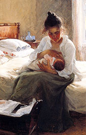 Motherhood By Elin Kleopatra Danielson Gambogi