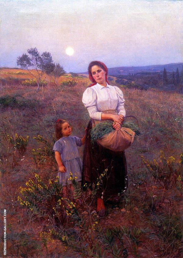 Returning Home By Elin Kleopatra Danielson GAMBOGI