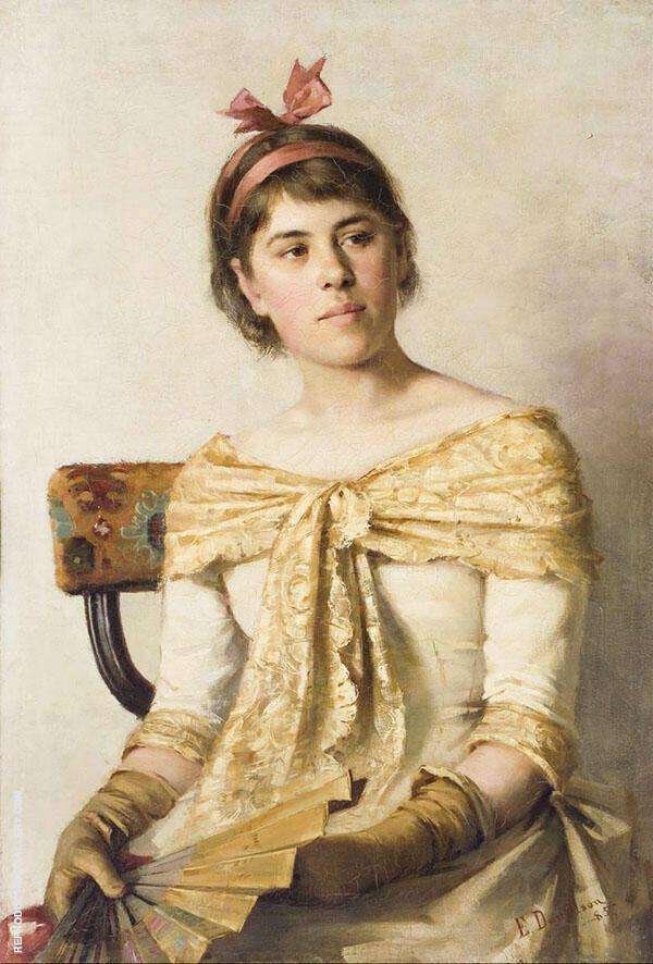 Rosa By Elin Kleopatra Danielson GAMBOGI
