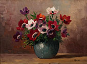 Anemones By Hobbe Smith