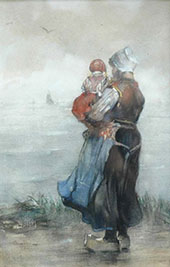 Fishermans Wife By Hobbe Smith