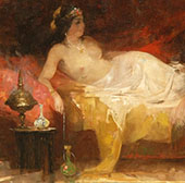 Odalisque By Hobbe Smith