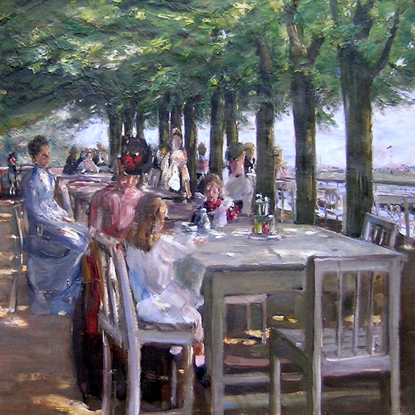 Oil Painting Reproductions of Max Liebermann