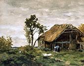 The Bleach By Johan Hendrik Weissenbruch