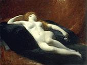 Danae By Charles Auguste Emile Durand (Carolus-Duran)