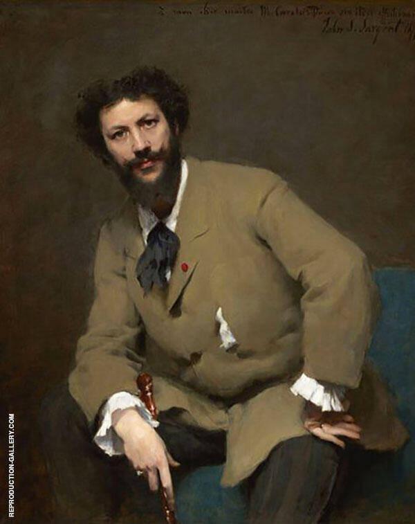 King of Elegance Painting By Charles Auguste Emile Durand (Carolus-Duran)
