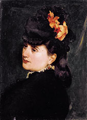 Madame Ernest Feydeau By Charles Auguste Emile Durand (Carolus-Duran)