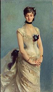 Madame Paul Poirson By Charles Auguste Emile Durand (Carolus-Duran)