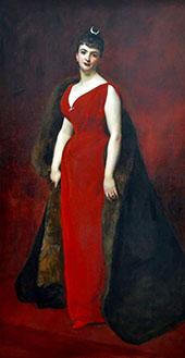 Marguerite Stern By Charles Auguste Emile Durand (Carolus-Duran)